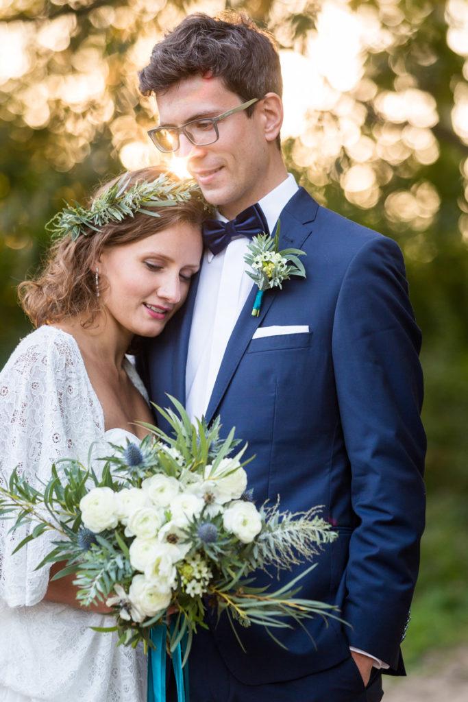 dekoracje kwiatowe dla pary młodej do ślubu