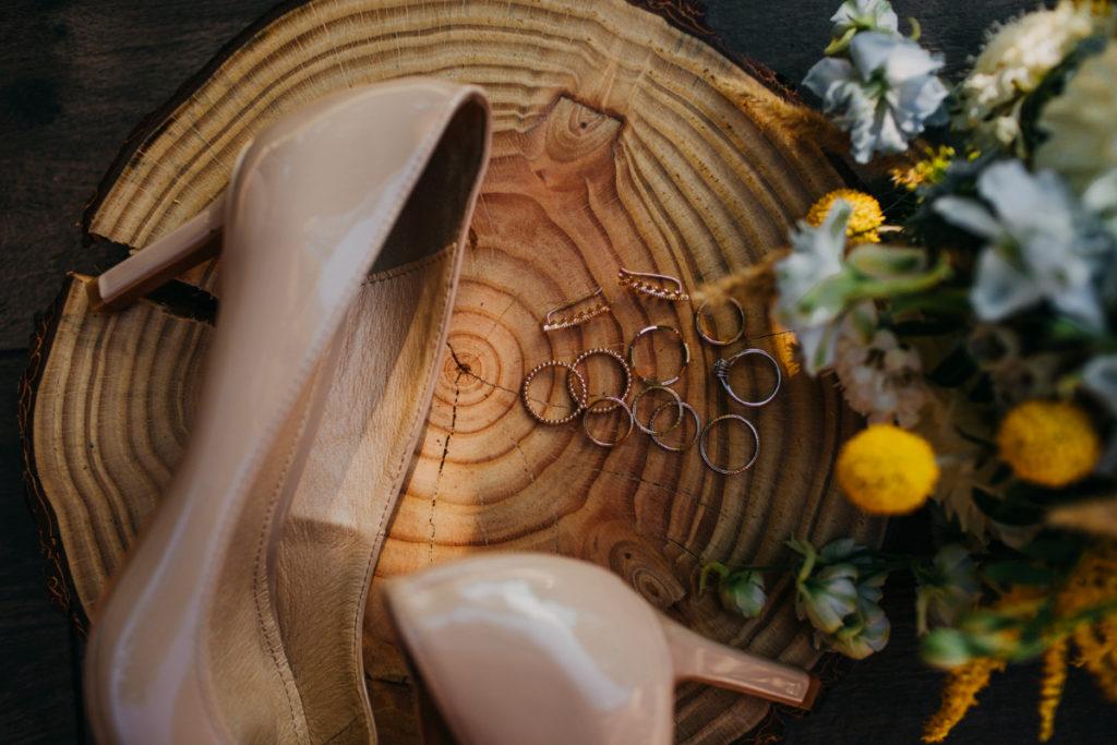 rustykalny styl ślubny